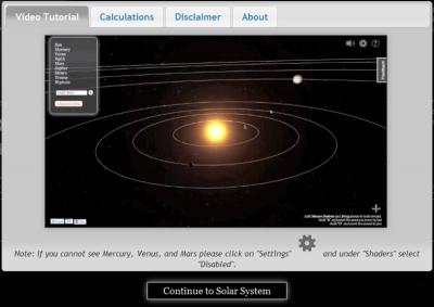 solar system web - photo #12