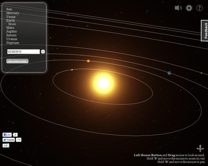 solar system web - photo #3